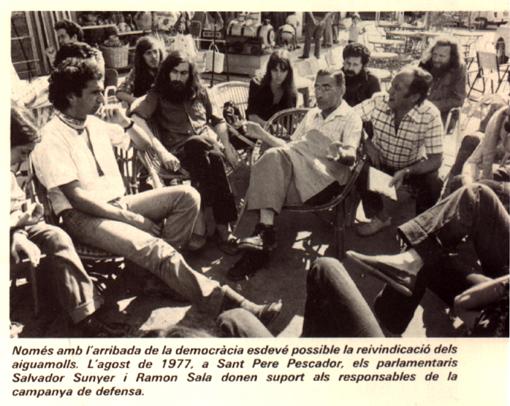 1977 Damià Escuder a St. Pere Pescador