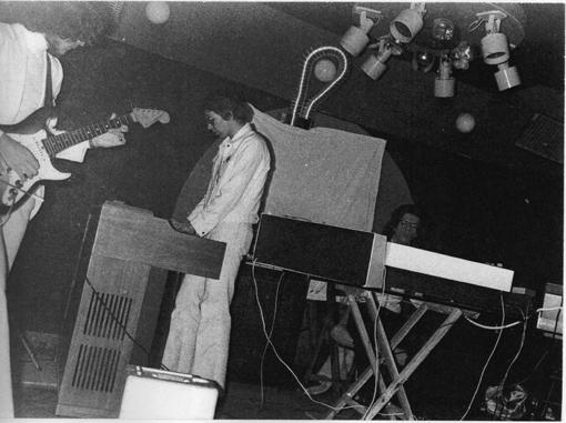 YETI  Oct'75 Albert, Carlos, Jordi