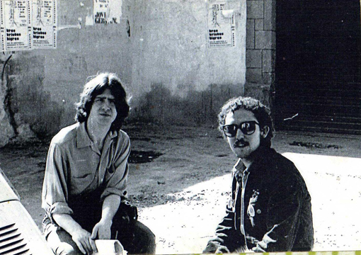Pito Galcerà y Joan Grau (RIP)