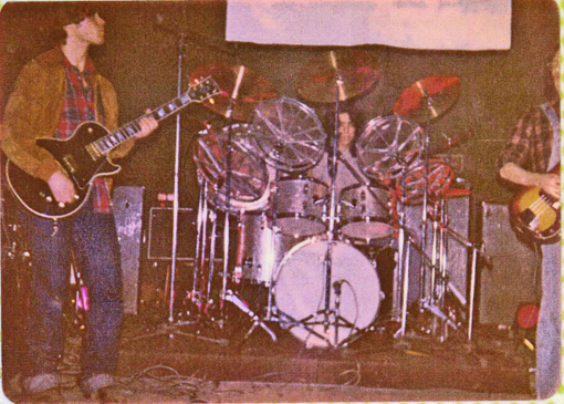 SEE'76 Pito Galcerà, Manolo Torres y Joan Galiana
