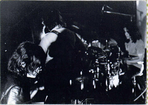 ANDORRA'76 Jordi, Teixi y Manolo