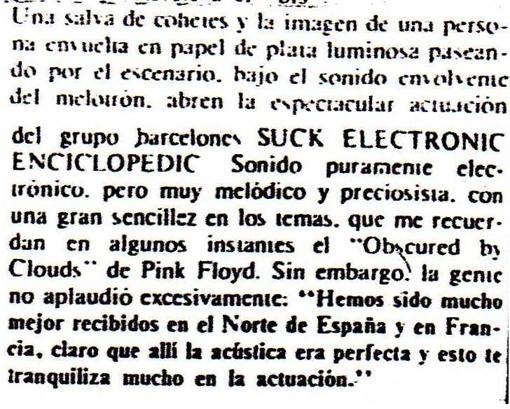 Disco Expres Calella 77