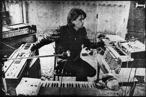 JORDI GARCÍA Torelló'77