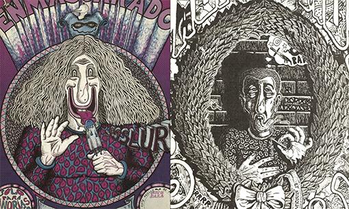 El Rollo enmascarado i Pauperrimus