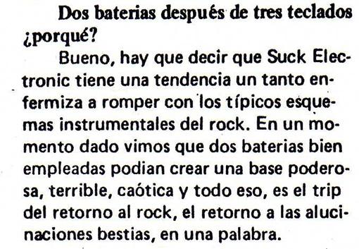 Entrevista a J. García por J. Tardà (Disco Expres'78)
