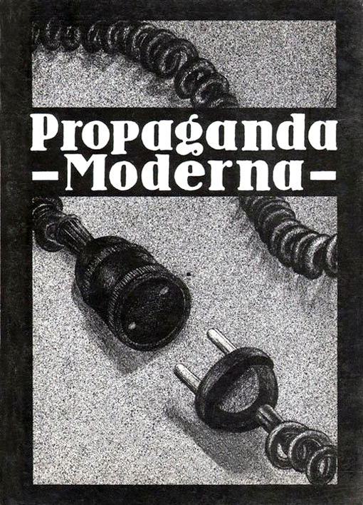 Propaganda Moderna (M. Rubiales)