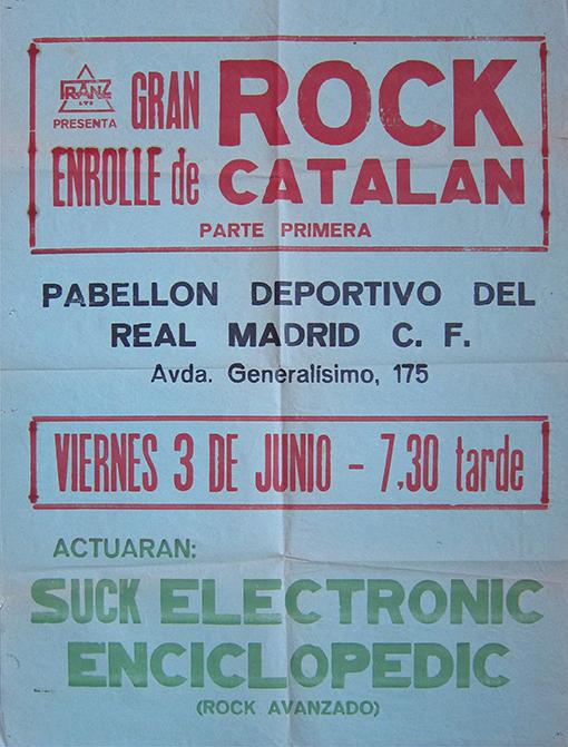 Gran enrolle de Rocl Catalan a Madrid