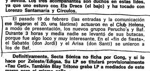 Disco Expres nº 367 -19-3-76