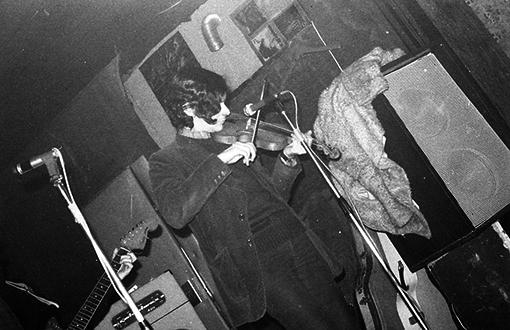 Sergi Collado al violí