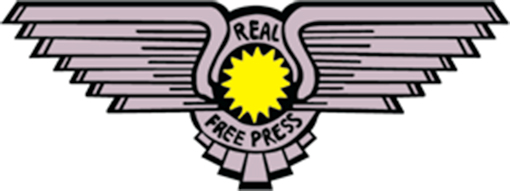 Logo Real Free Press