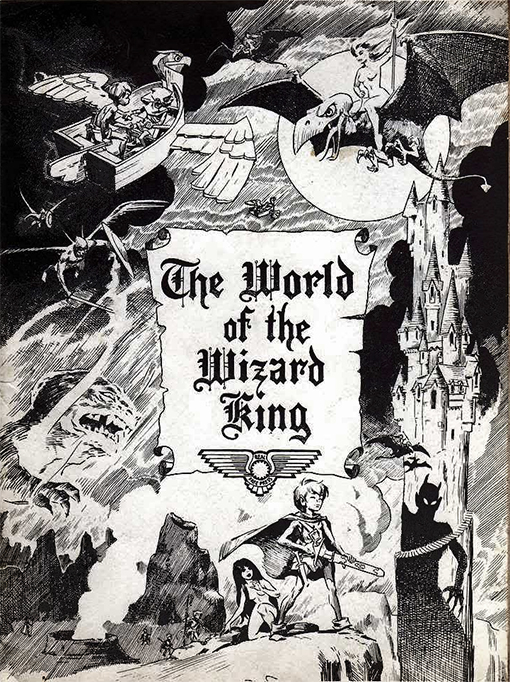 The World of the WizardKing