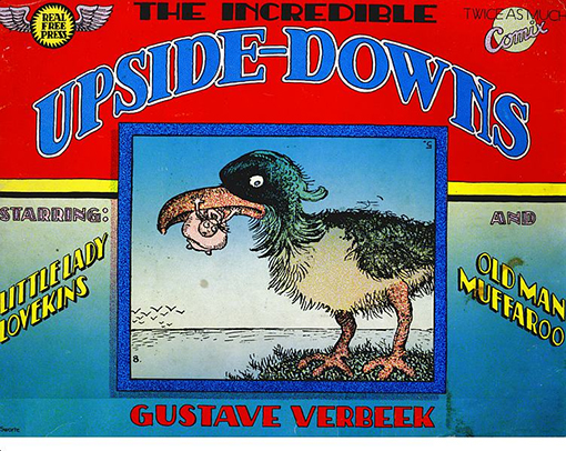 The incredible Upside-Down