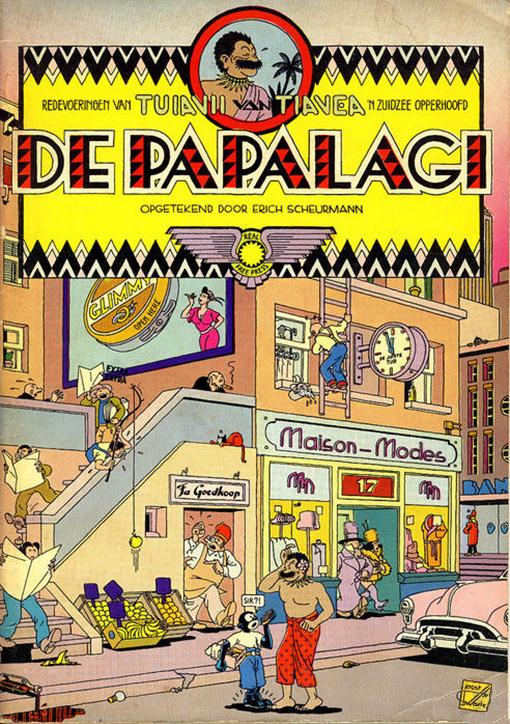 De papalagi RFP