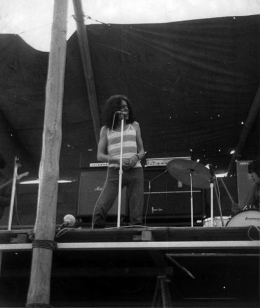Guillem Paris, Pan & Regaliz 1971 Festival de Palou Granollers