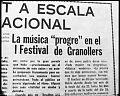 Festival Granollers