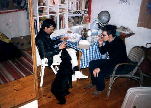 Leo Segura i Albert Subirats 1987