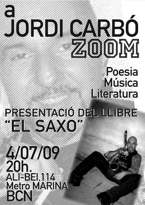 Jordi Carbó ZOOM